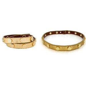 TORY BURCH choker/bracelet